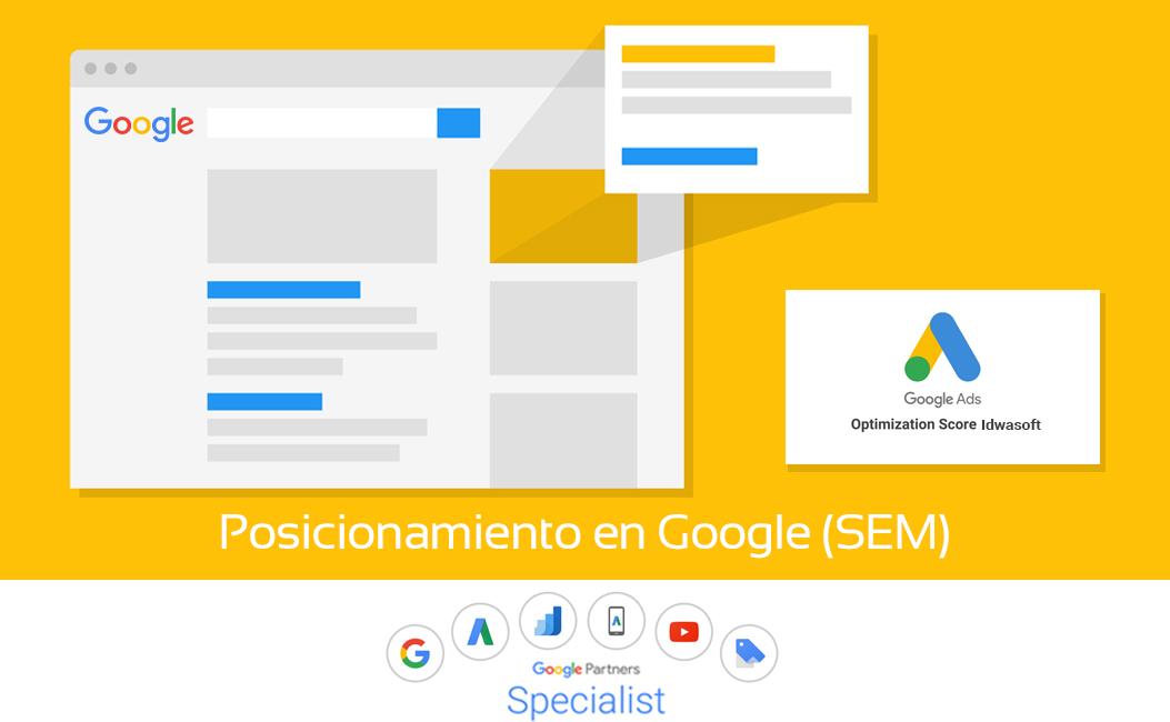 SEM en Puebla Campañas Google Adwords